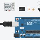 Arduino Light Intensity Lamp - Jyothir