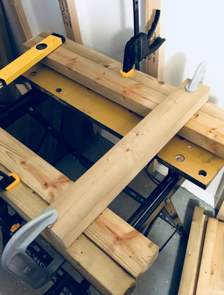 Building the Square Frames