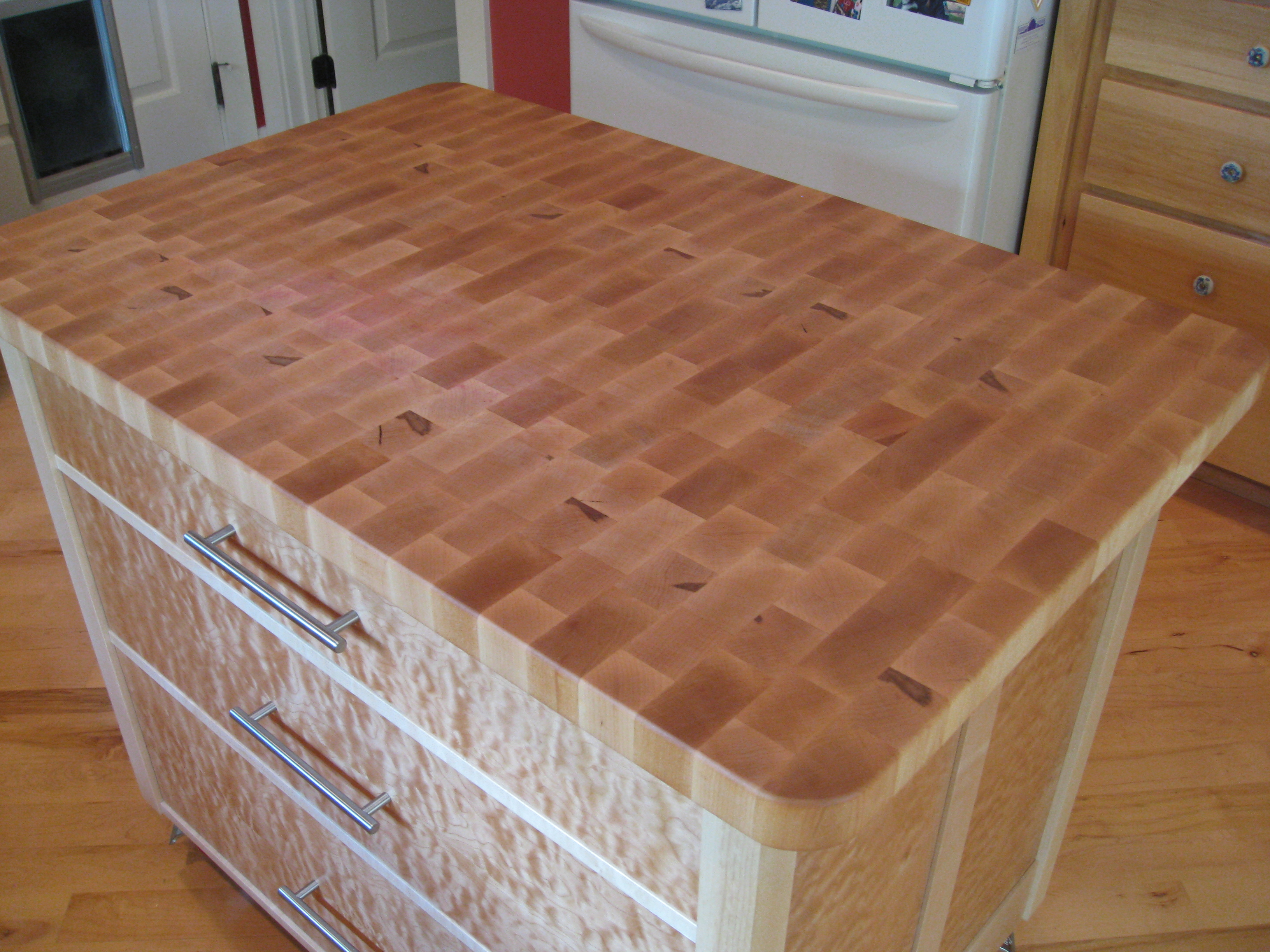 Butcher Block Counter Top With Pictures Instructables