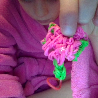 Rainbow Loom, Turtle Charm