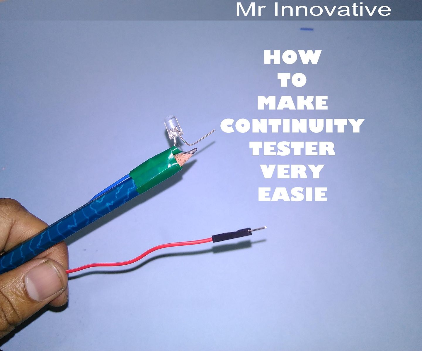 How to Make a Continuity Tester Extremely Easy