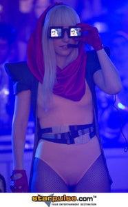 Lady GaGa 'Video' Glasses