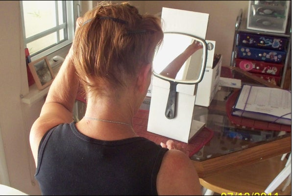 Make a Mirror Stand With Cardboard