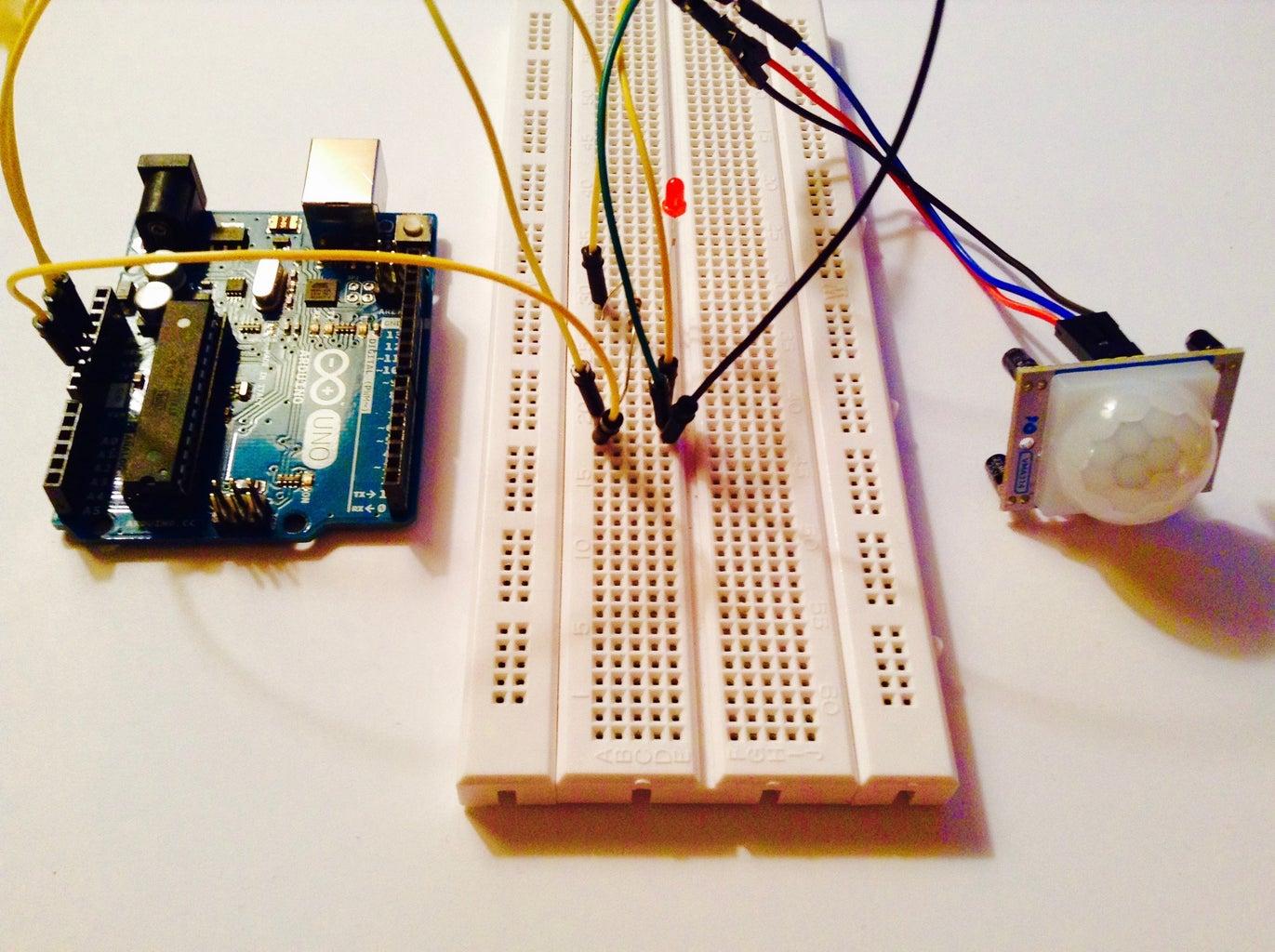 How to Test a PIR Sensor