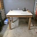 2 Hour Scrap Wood Work Bench