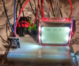 KY-013 Analog Thermistor (Arduino)