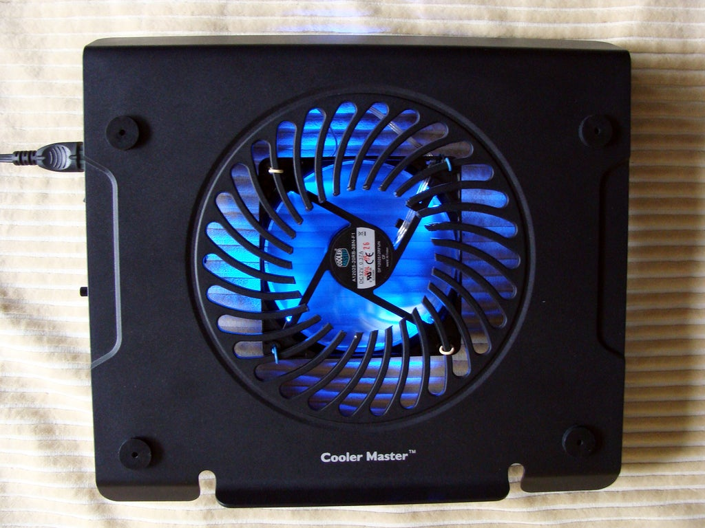 Upgrade Your Laptop Cooling Pad 8 Steps With Pictures Instructables