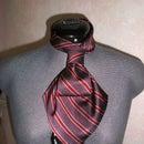 *REPURPOSED* Women's FASHION Tie - PURPLE