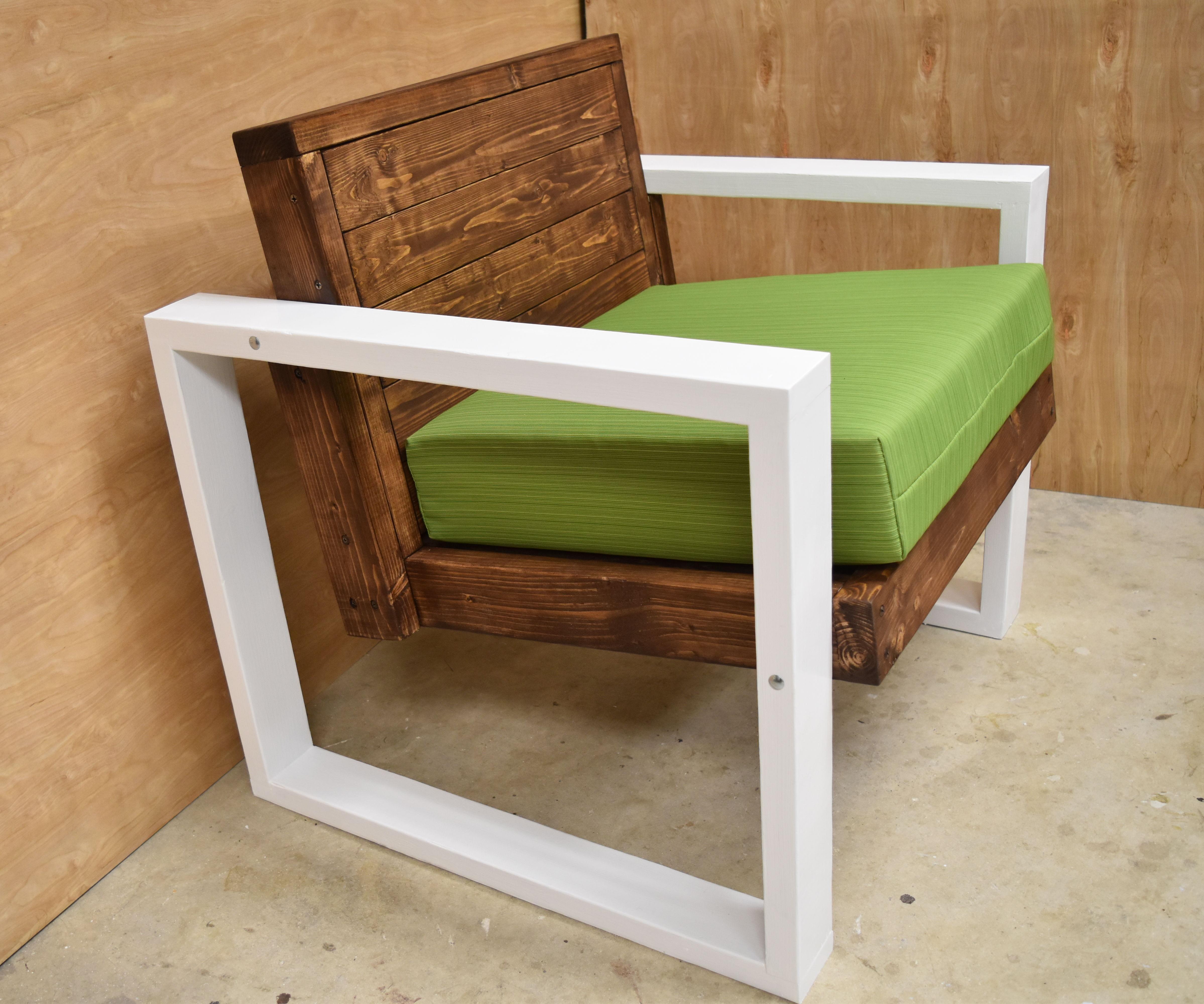 DIY Modern Chair