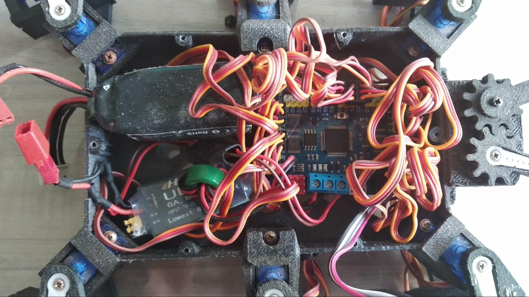 Cable Organize...