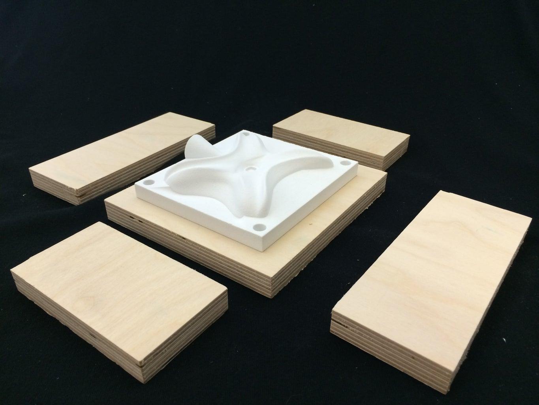 Build Mold Boxes