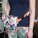papercraft handbag