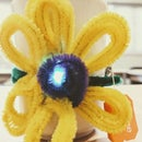 LED Flower Tea Cozy for Mother's Day
