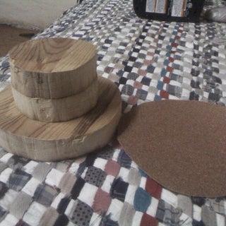 Homemade Sanding Blocks