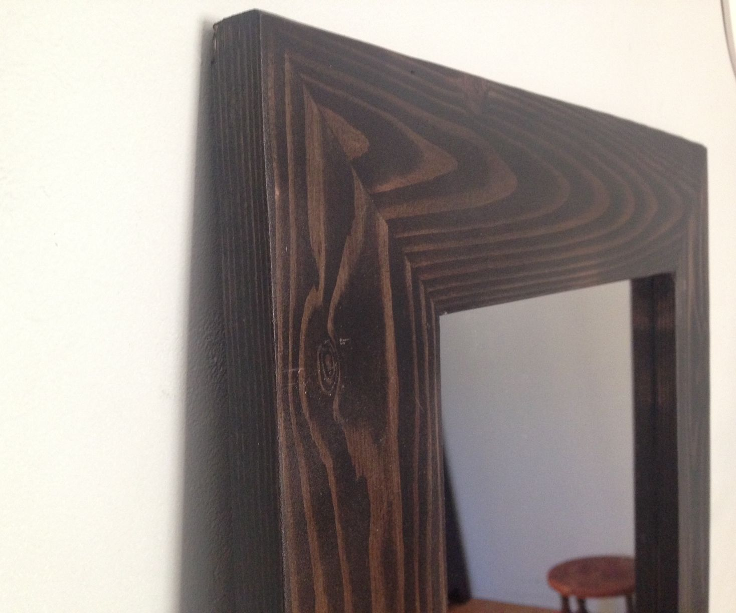 How to Make a Wood Mirror Frame