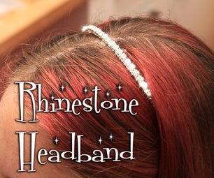 Rhinestone Headband
