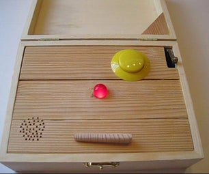 Audiable Memory Chest