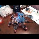 Hector the Hexapod: Cheapest Hexapod w/ Arm(Arduino)