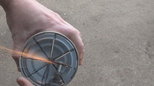 Step 2: Cut Your Fan Blades