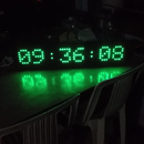 DIY RGB LED Panel Clock