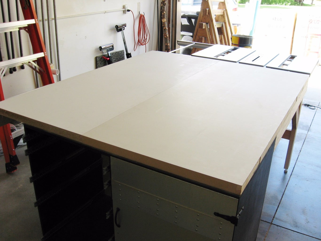 Add Table Top