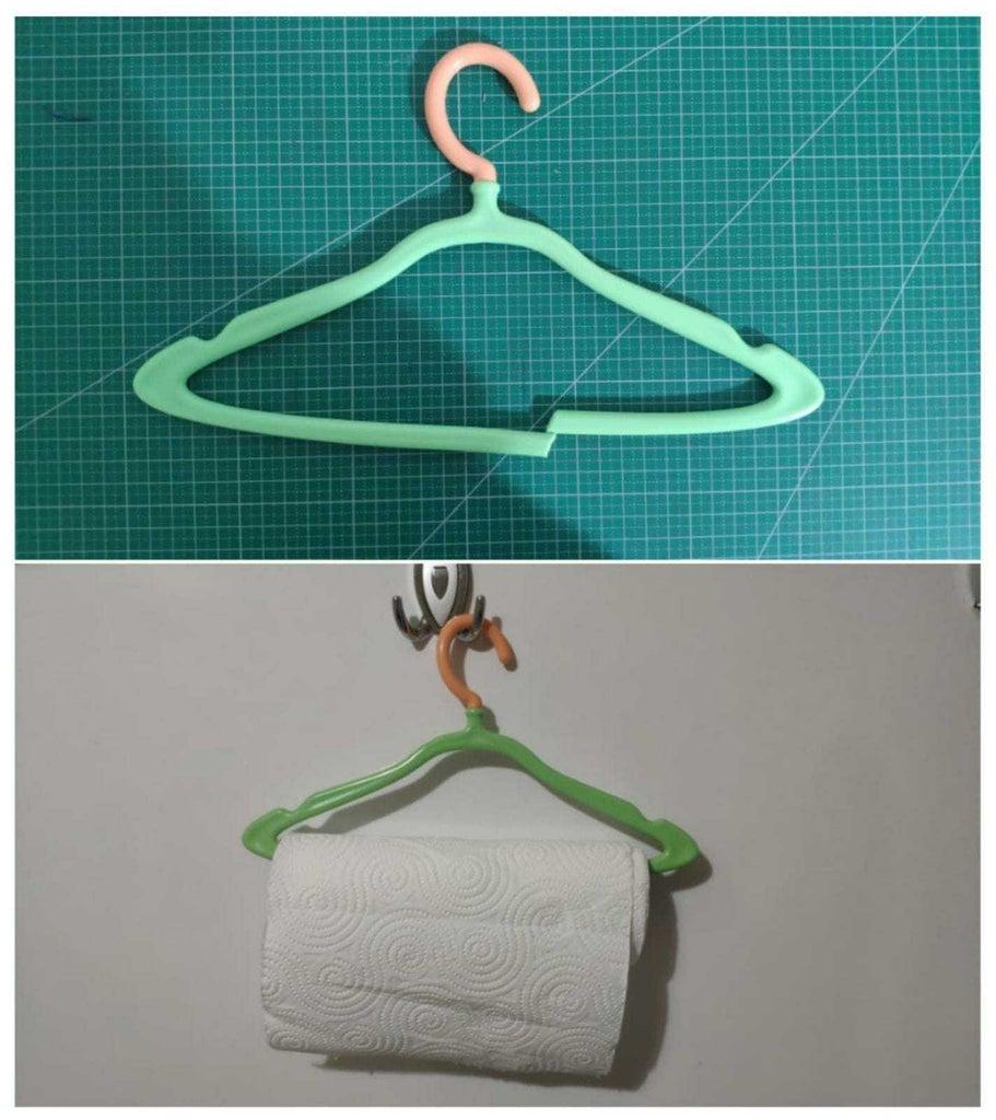 Paper Towel Hanger