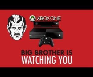 Xbox One Kinect Privacy Blocker