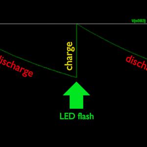 10 Year LED Flasher