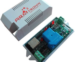 Wifi BT_HDR(Heavy Duty Relay) Board