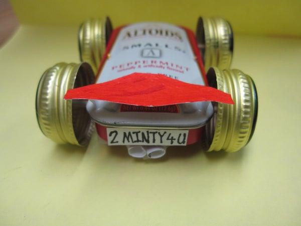 Pocket Sized Altoids Tin Racer