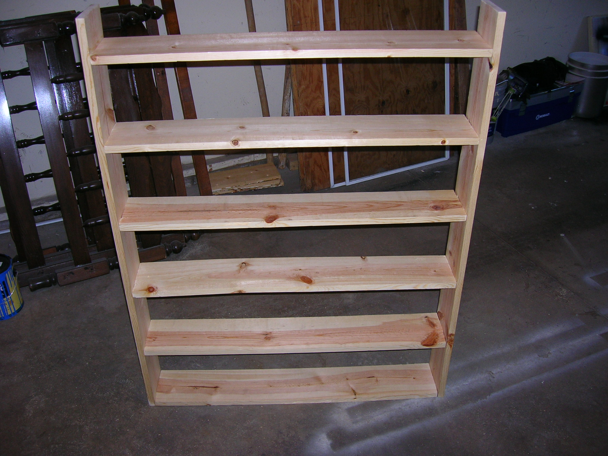 DVD Shelving for $20 (ish)
