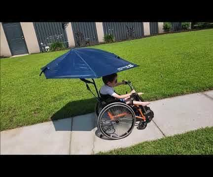 Wheelchair Power E-trike Under $200!