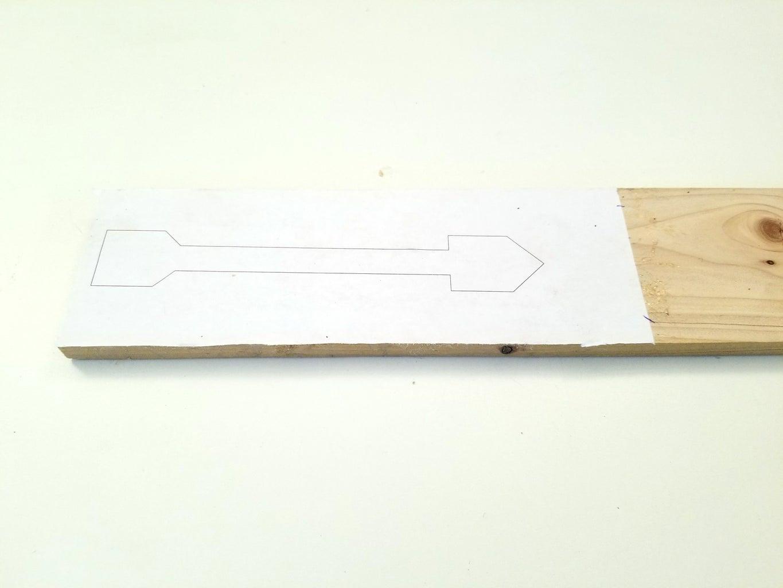 Cut Arrow