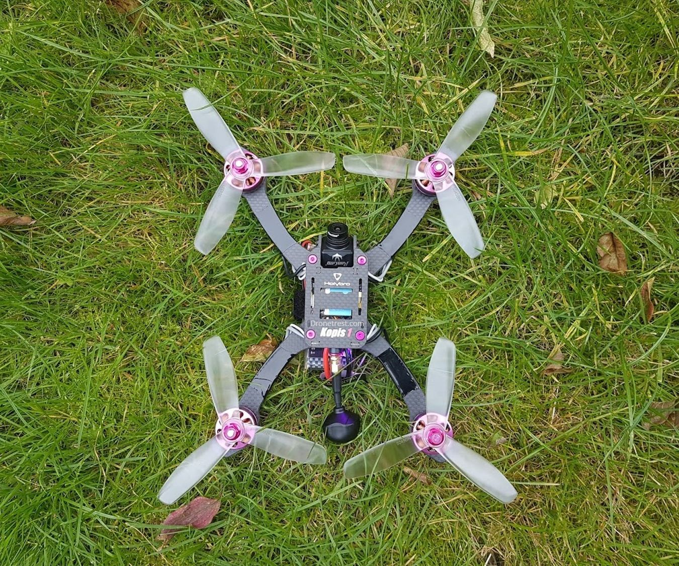 Beginners Guide to FPV Drone Racing