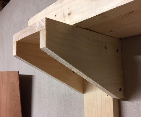 Quick Cheap Easy Shelf!