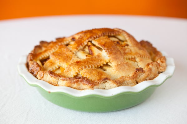 Richard's Signature Apple Mango Pie