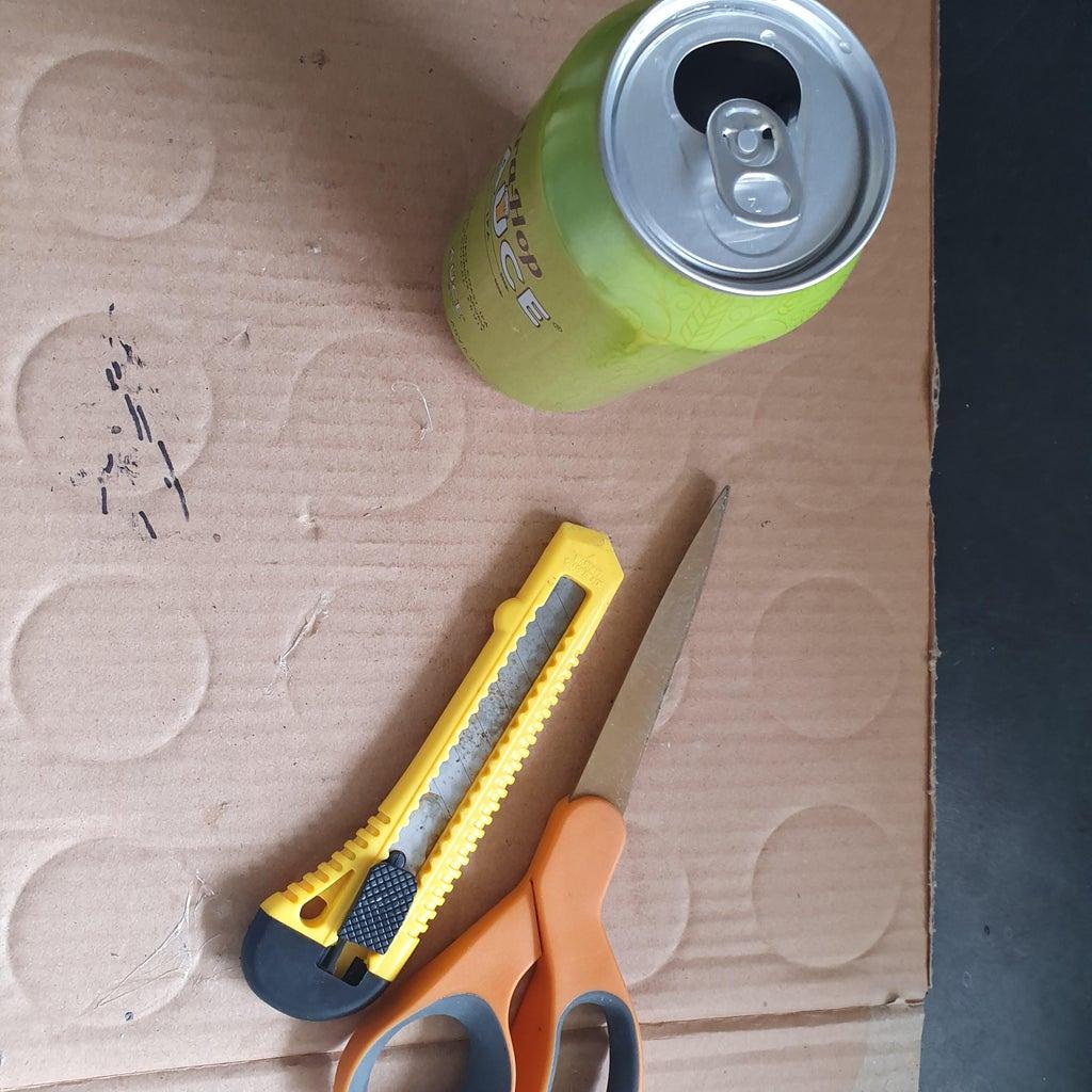 Make 4 Turbine Blades (1)