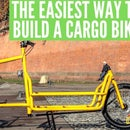 The easiest way to build a cargo bike - OFFICINE   RECYCLE
