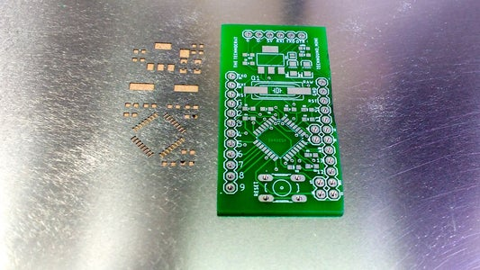 SMD SOLDERING 101 | USING HOT PLATE, HOT AIR BLOWER, SMD STENCIL AND HAND SOLDERING