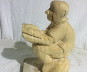 Creating a Sculpture From Real Life Experience.