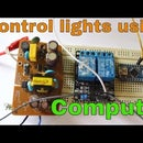 Control Your Room Lights Using Your Computer