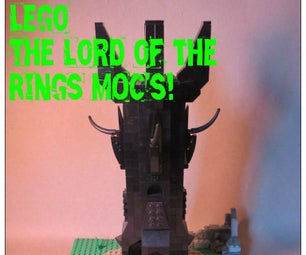 Lego the Lord of the Rings: the Last March of the Ents and Fell Beast