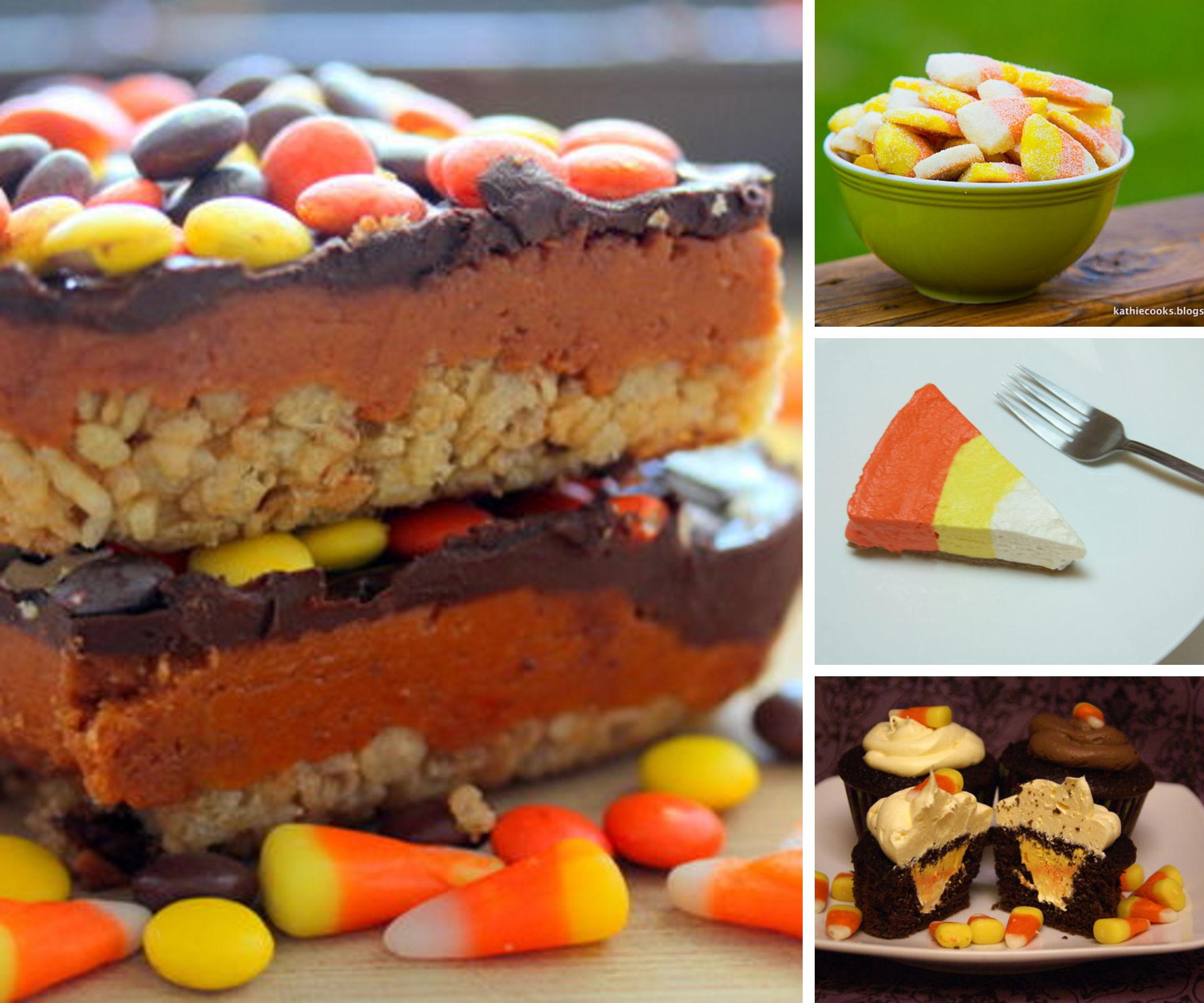 Candy Corn — Recipes, Crafts, & Ideas