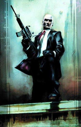 Hostage Assassin