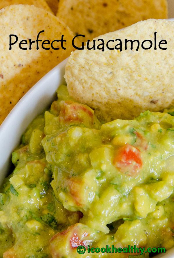 The Perfect Guacamole Recipe