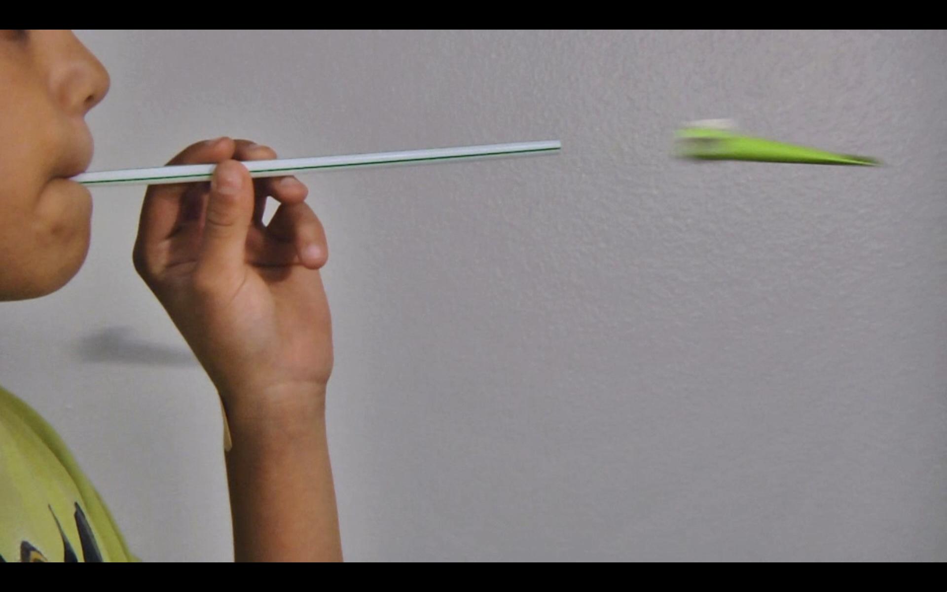 Paper Mini-Rockets