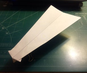 How to Make the Buffalo Paper Airplane