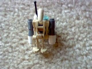 Lego Droid Jetpack
