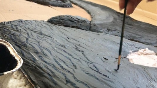 Adding Paint Details to the Hill