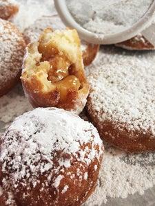 Apple Pie Mochi Doughnuts(gluten Free)